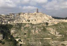 Matera vista dal Parco Regionale della Murgia. Photo Credit: Robertoman78