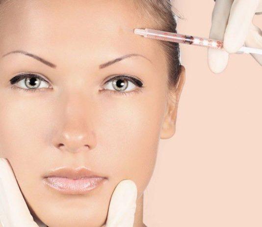 Botox viso