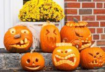 Come intagliare la zucca di Halloween con i bambini