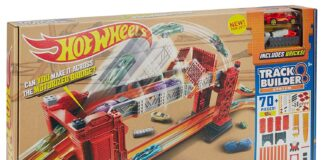 Ponte Hot Wheels Ministro Toninelli
