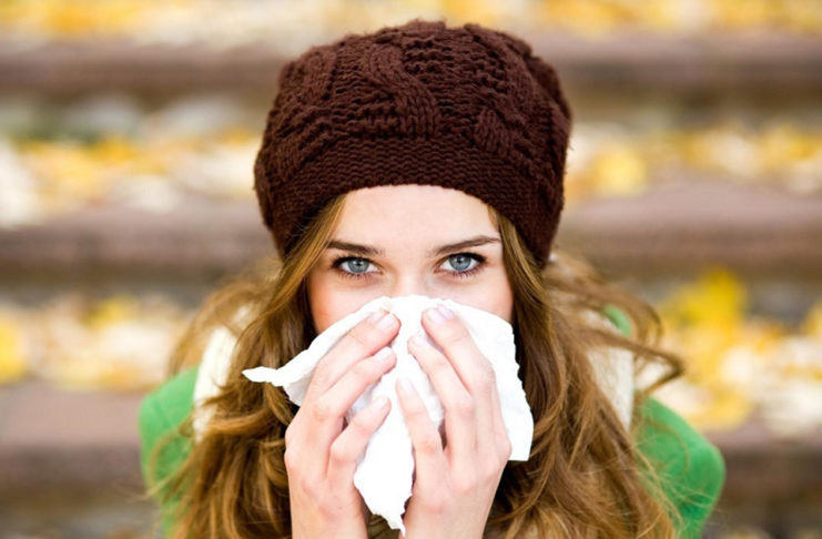 Here's how to prevent and treat flu with food