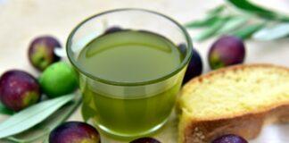Olio di oliva estratto a freddo