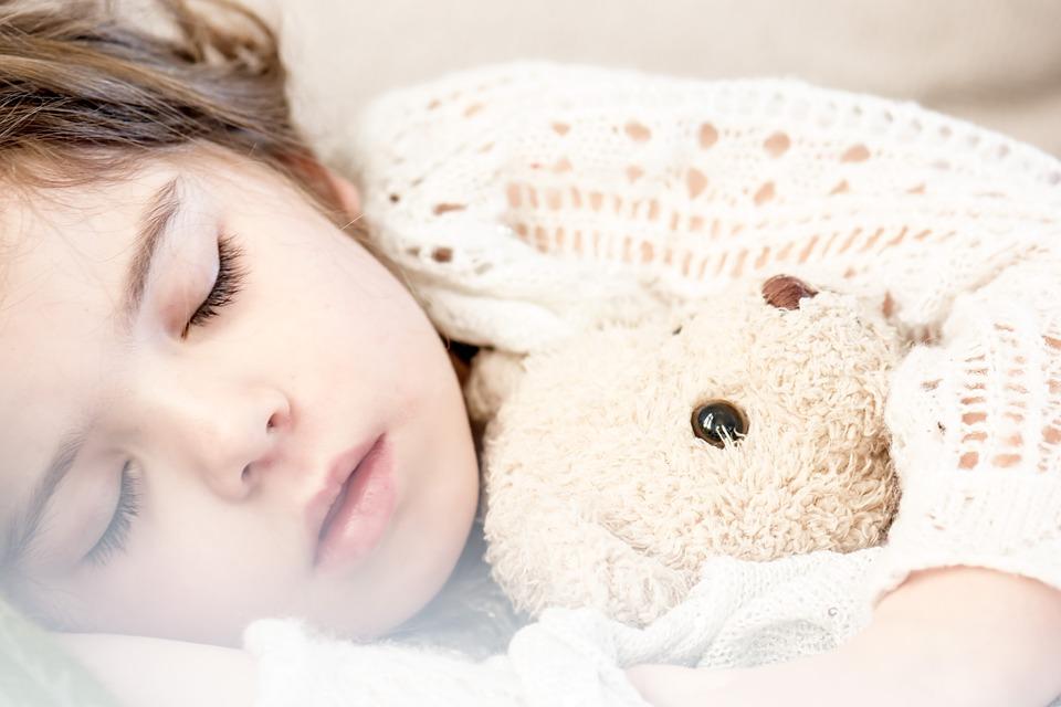 congestione nasale nei bambini