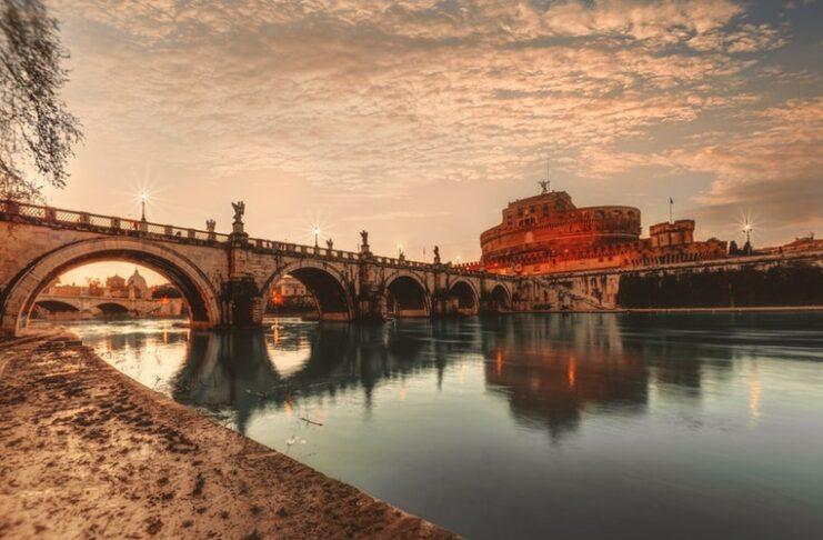 Roma Castel Sant'Angelo