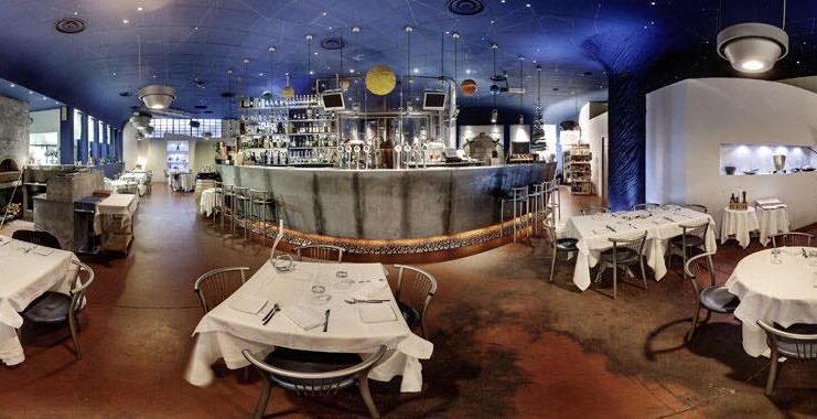 Atlas Coelestis restaurant