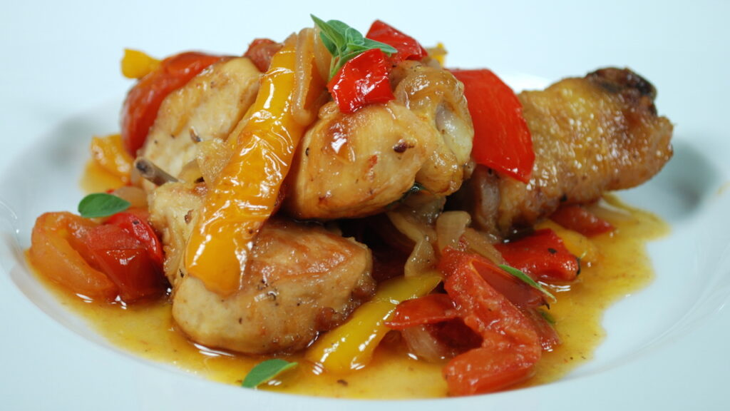pollo-con-i-peperoni