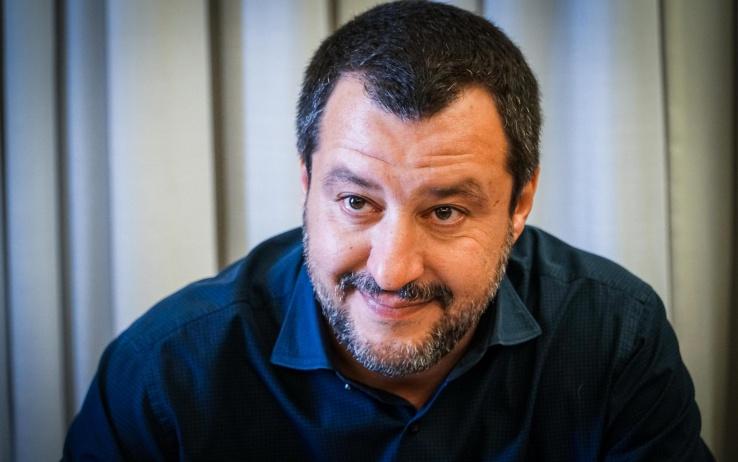 """Lo """"stile"""" di Salvini"""
