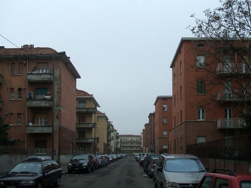 Case popolari al Giambellino