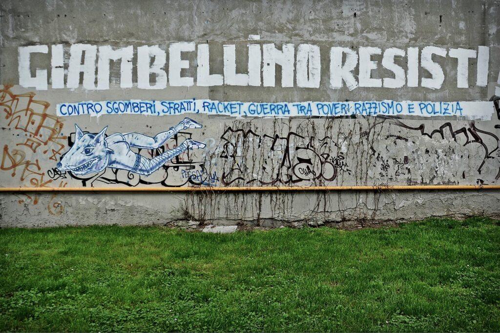 Giambellino resisti