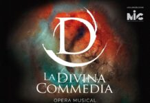 divina commedia opera musical