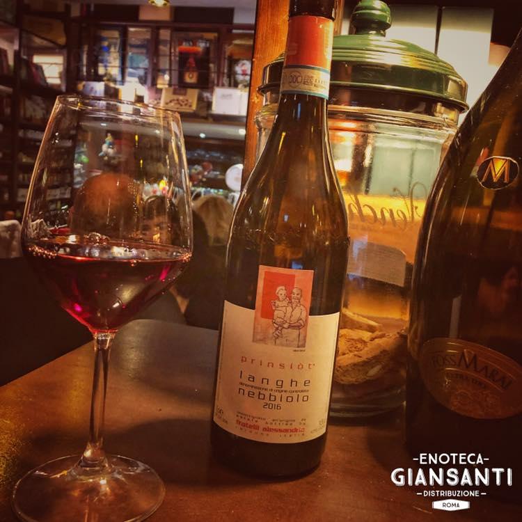 Roma: Enoteca Bere Bene – Giansanti