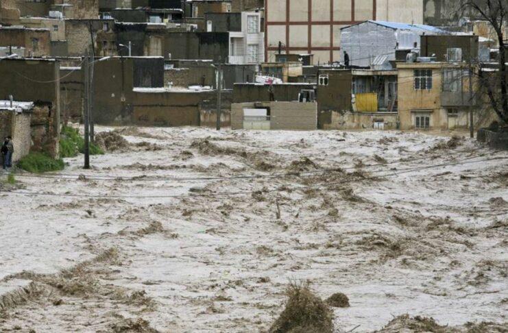 Alluvione in Iran