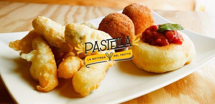 Rome: Pastella, the fried shop
