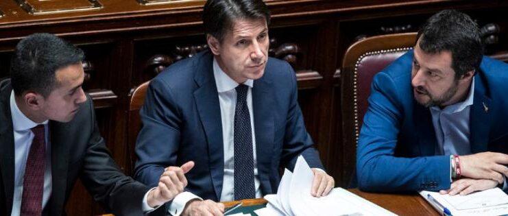 salvini count of maio