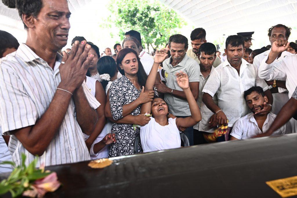 Attentato Sri Lanka