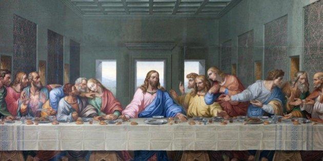 Che cosa avranno mangiato Gesù e i dodici Apostoli all'ultima cena?