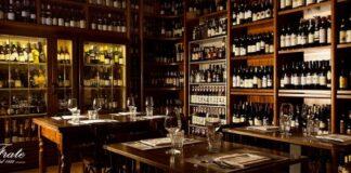 Roma: Del Frate, enoteca, wine bar, ristorante