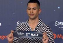 Mahmood all'eurovision