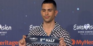 Mahmood all'eurovision