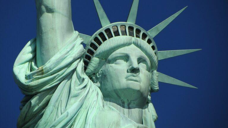 A New York l'inaugurazione del museo della Statua della Libertà