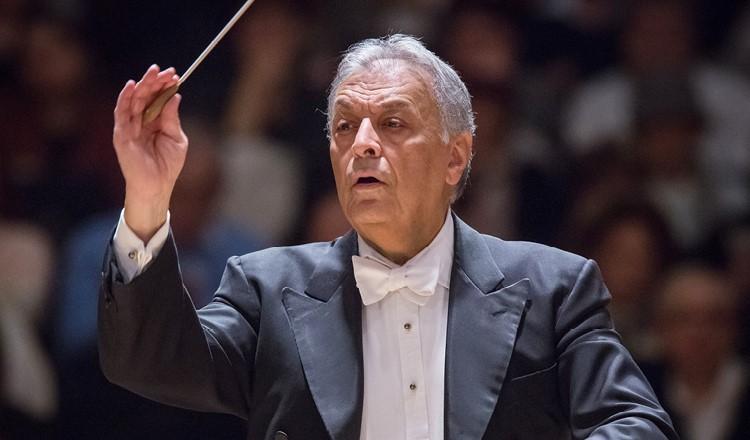 Alla Scala di Milano il concerto Zubin Mehta