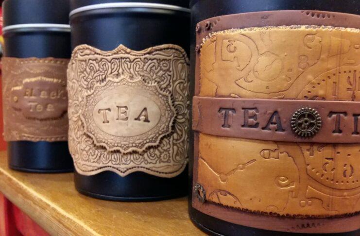Rome: BiblioTèq, for tea lovers