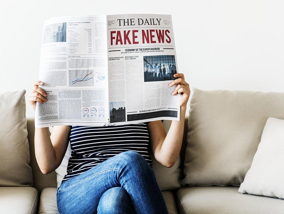 """Quando si dice """"Tutto fa notizia""""!"""