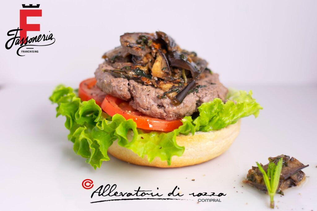 Torino: La Fassoneria, hamburgeria