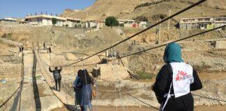 Medici senza frontiere in Iran