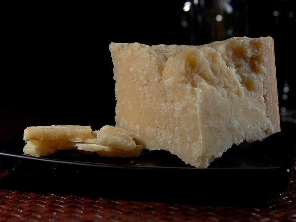 uses of Parmesan