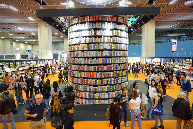 The Turin Book Fair opens today