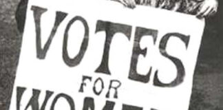 votare una donna