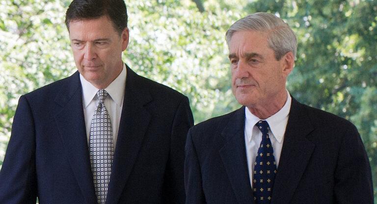 """Comey & Mueller: due amici per la pelle che hanno preso la """"vacca per le palle"""""""