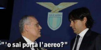 Lotito vuole acquistare Alitalia