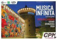 """#cometogether il 21 giugno la """"Musica Infinita"""""""