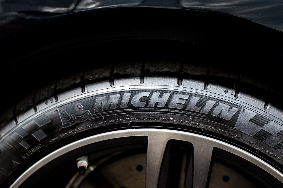 La Michelin s'è inventata le gomme che non si bucano