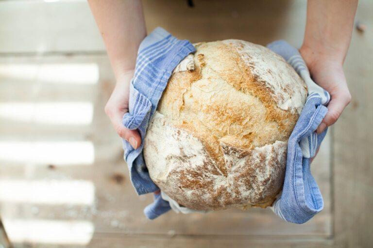 Salute e pane asciutto