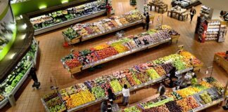 mercato del cibo