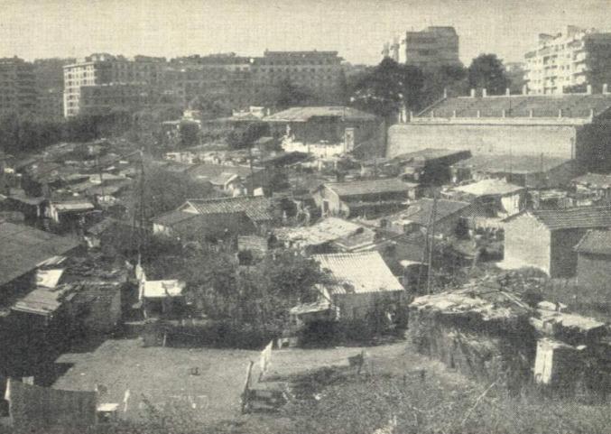 Campo Parioli agglomeration