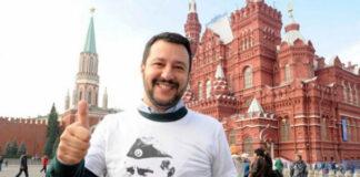 Salvini rubli russi