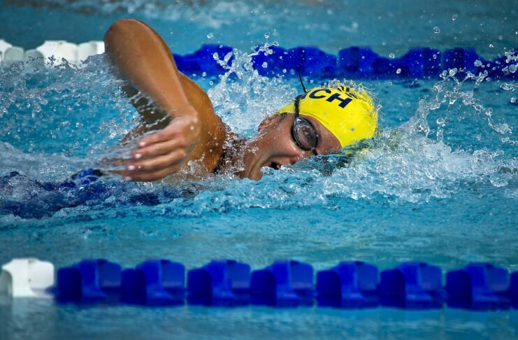 European swimming