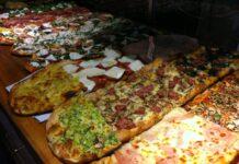 Roma: Farinando, pane, pizza e dolci
