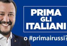 #primagliitaliani o #primairussi? Salvini risponda al più presto