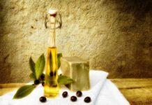 sapone olio di oliva