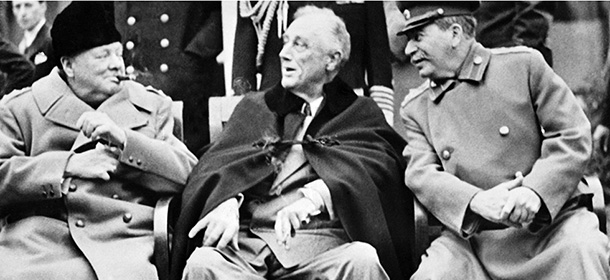 """Il cosiddetto """"spirito di Yalta"""""""