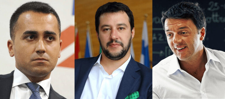 """""""Siam tre piccoli porcellin… tra-lalla-la-là!"""" E l'Italia affonda"""