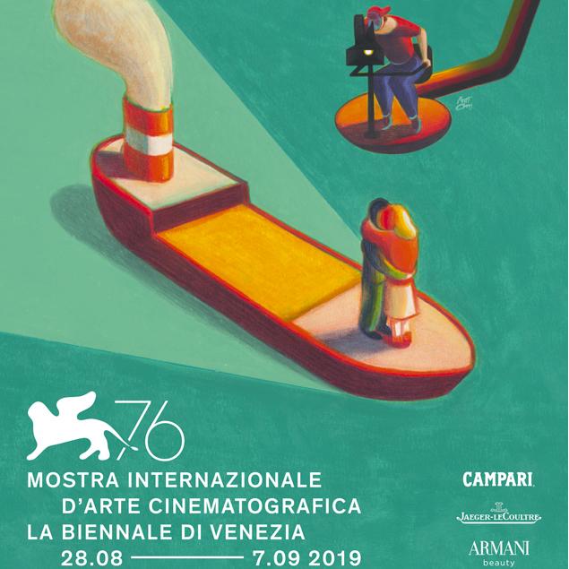 Al via la 76esima Mostra del Cinema di Venezia 2019