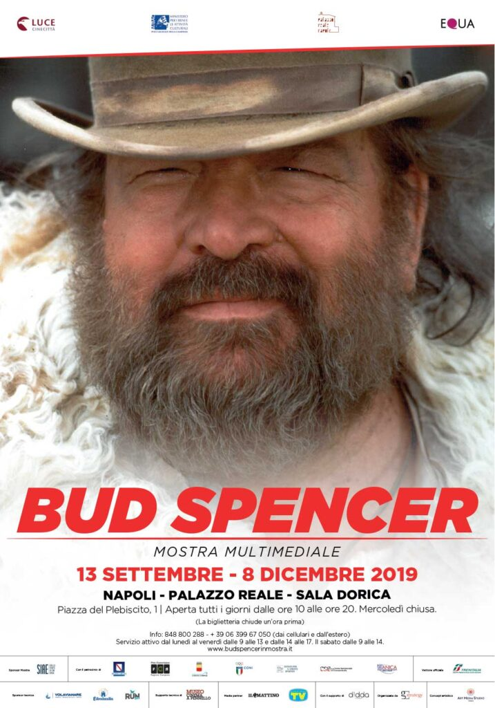 Bud Spencer mostra