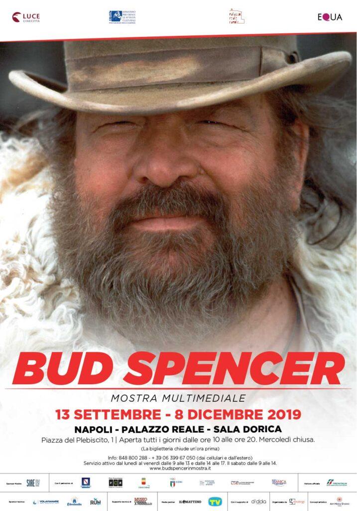 Bud Spencer mostra