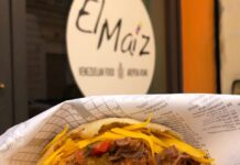 Roma: El Maiz, street food venezuelano